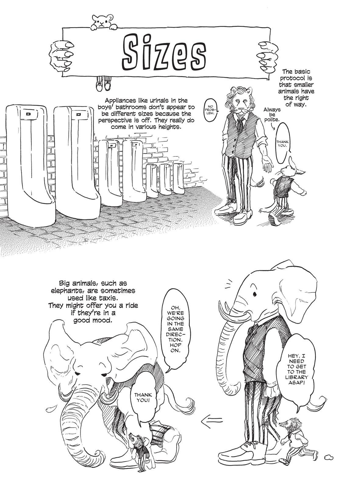 Beastars Manga, Chapter 7 image 023