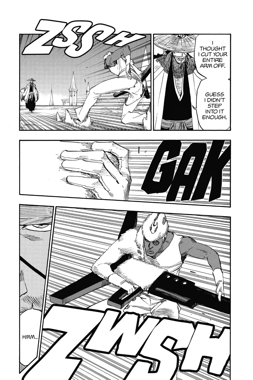 Bleach, Chapter 646 image 007