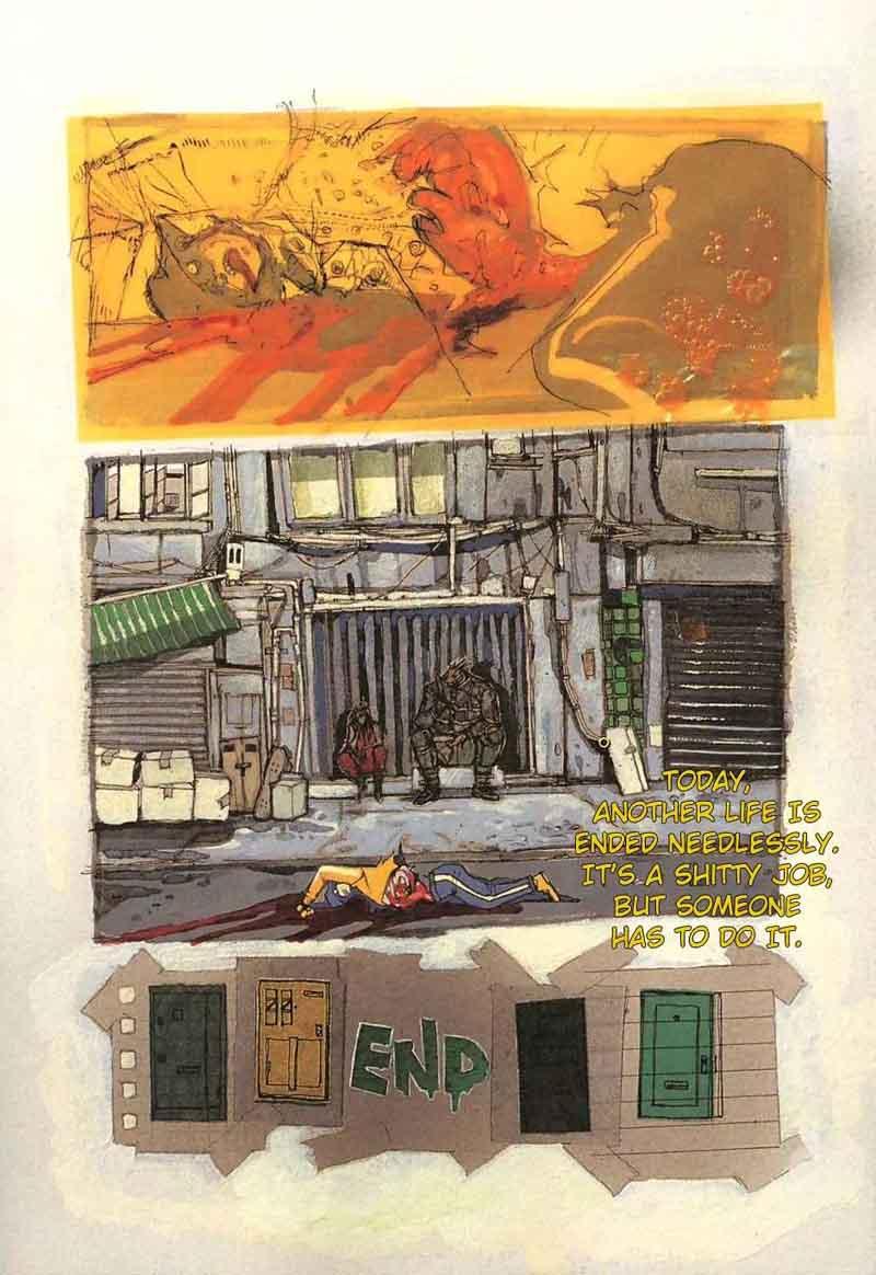 Dorohedoro, Chapter 7 image 013