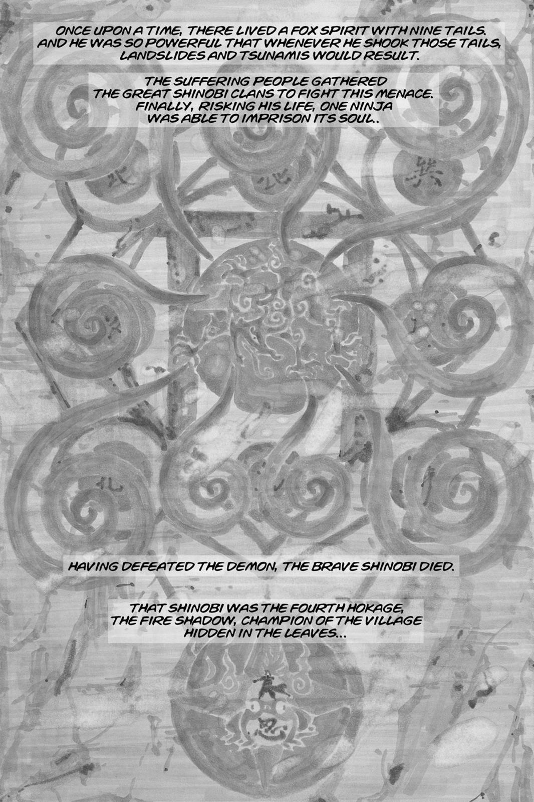 Naruto, Chapter 1 image 006