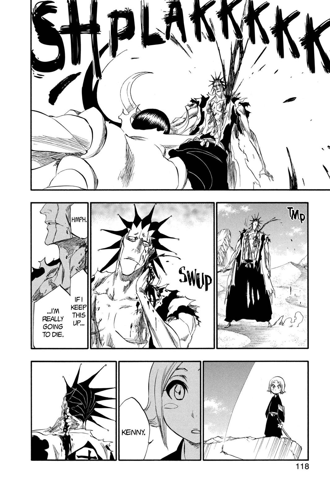 Bleach, Chapter 311 image 014
