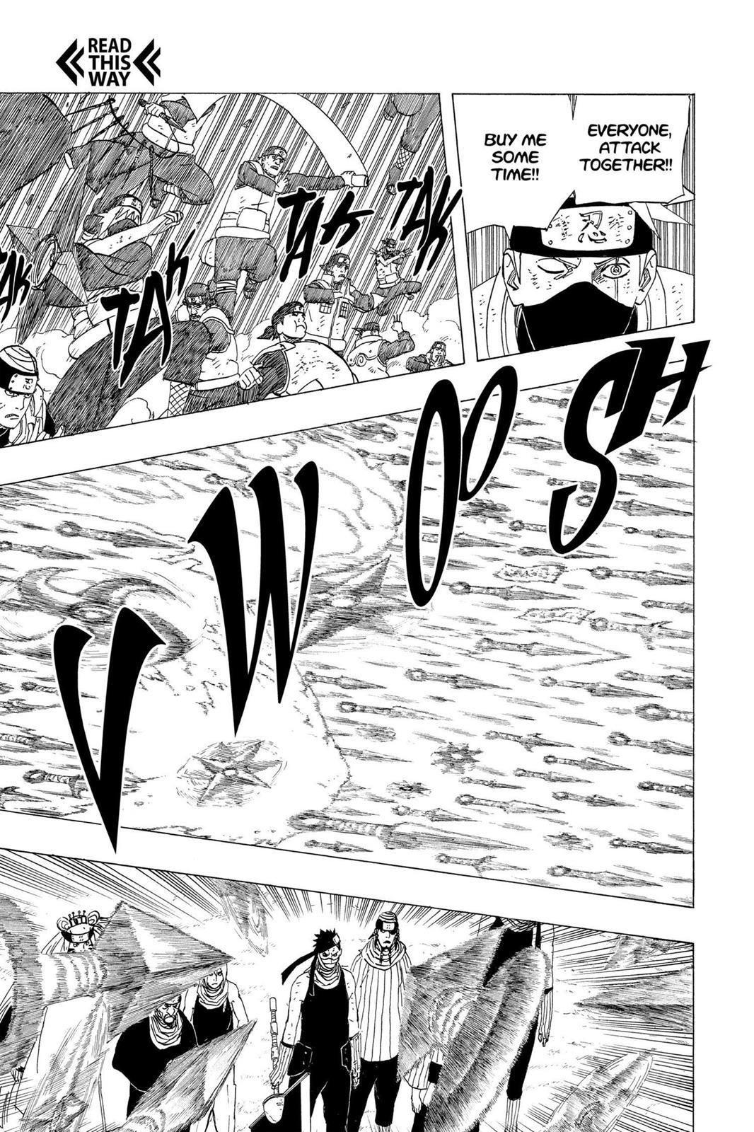 Naruto, Chapter 523 image 003