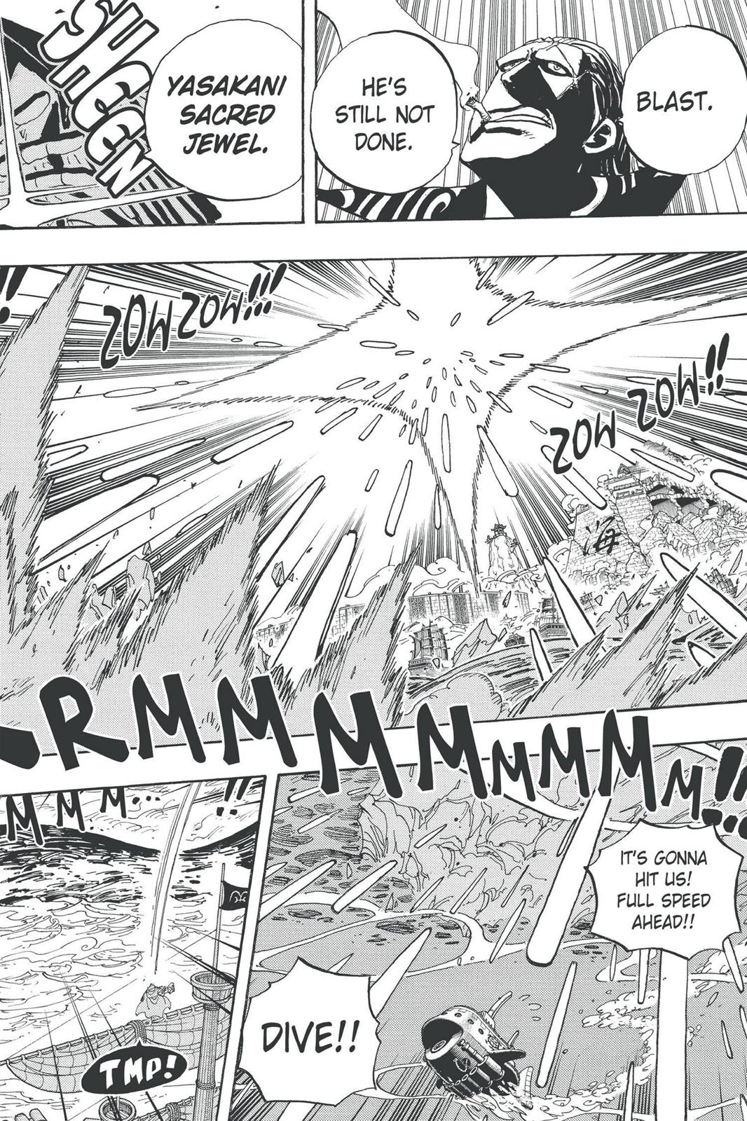 One Piece, Chapter 580 image 006