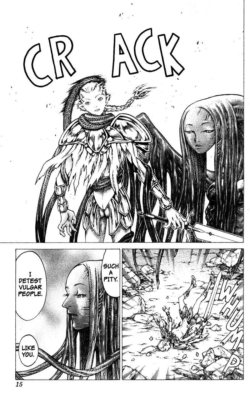 Claymore, Chapter 34 image 014