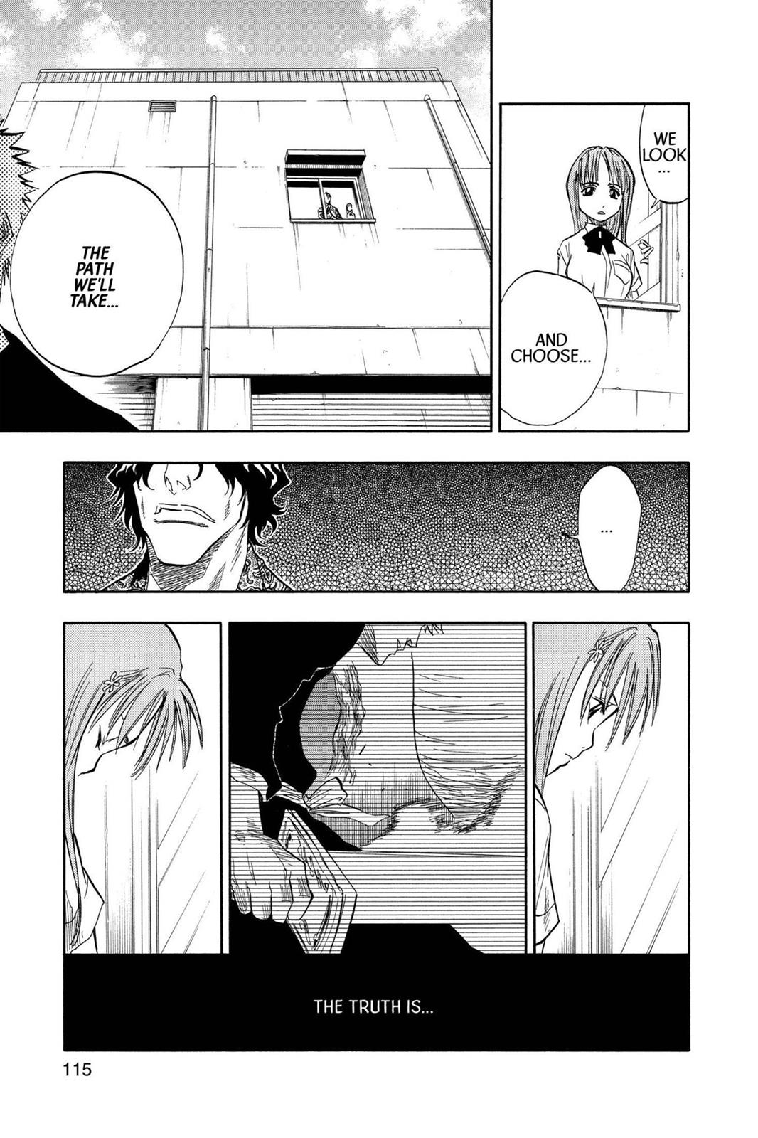 Bleach, Chapter 49 image 007