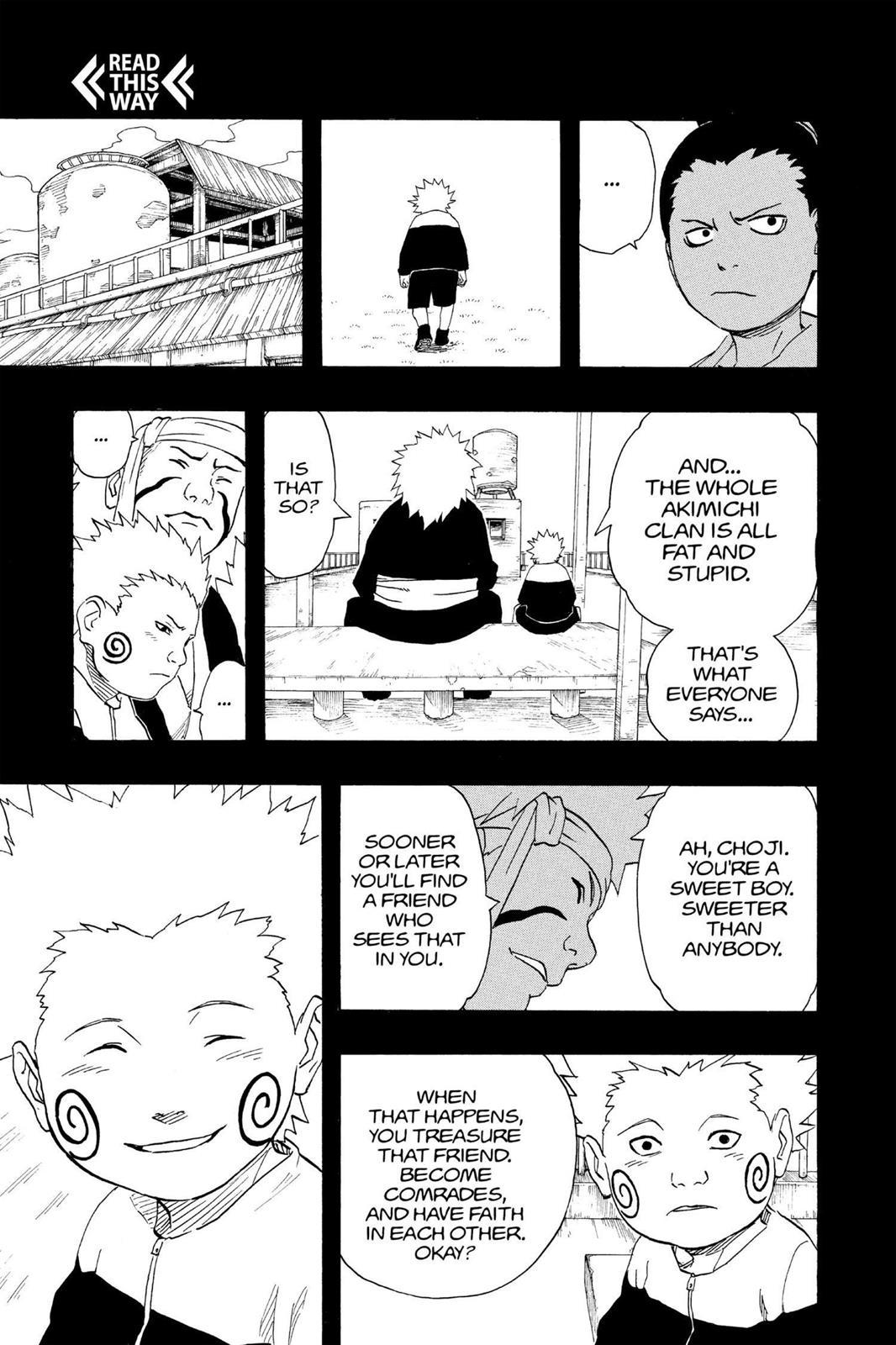Naruto, Chapter 190 image 011
