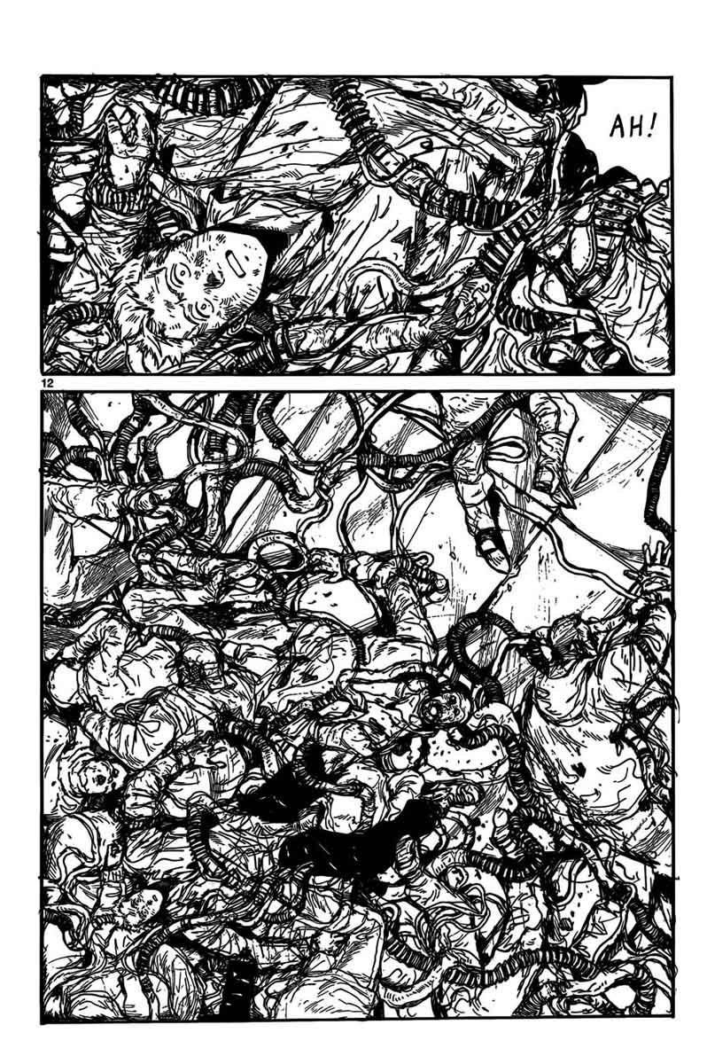 Dorohedoro, Chapter 115 image 014
