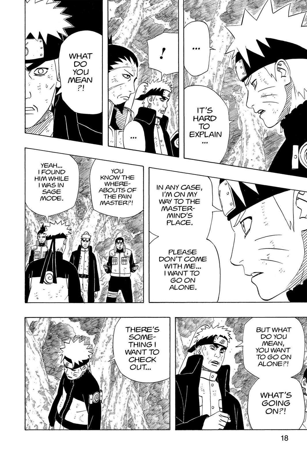 Naruto, Chapter 443 image 019