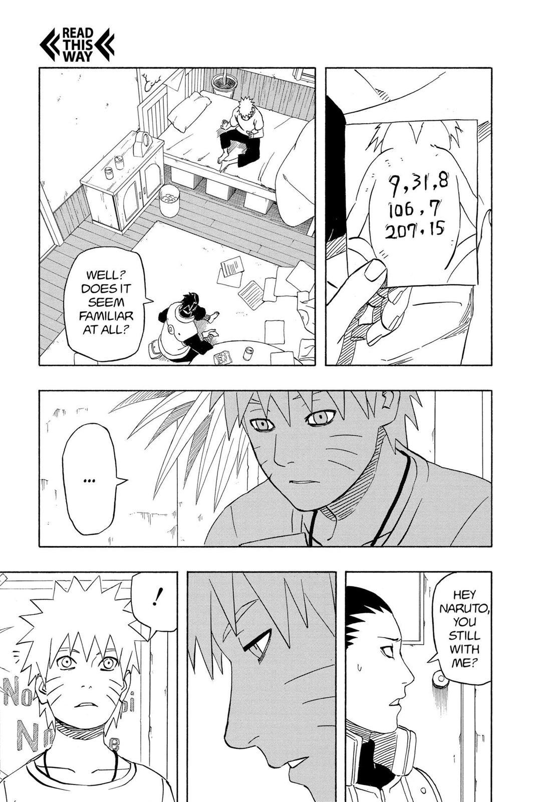 Naruto, Chapter 406 image 011