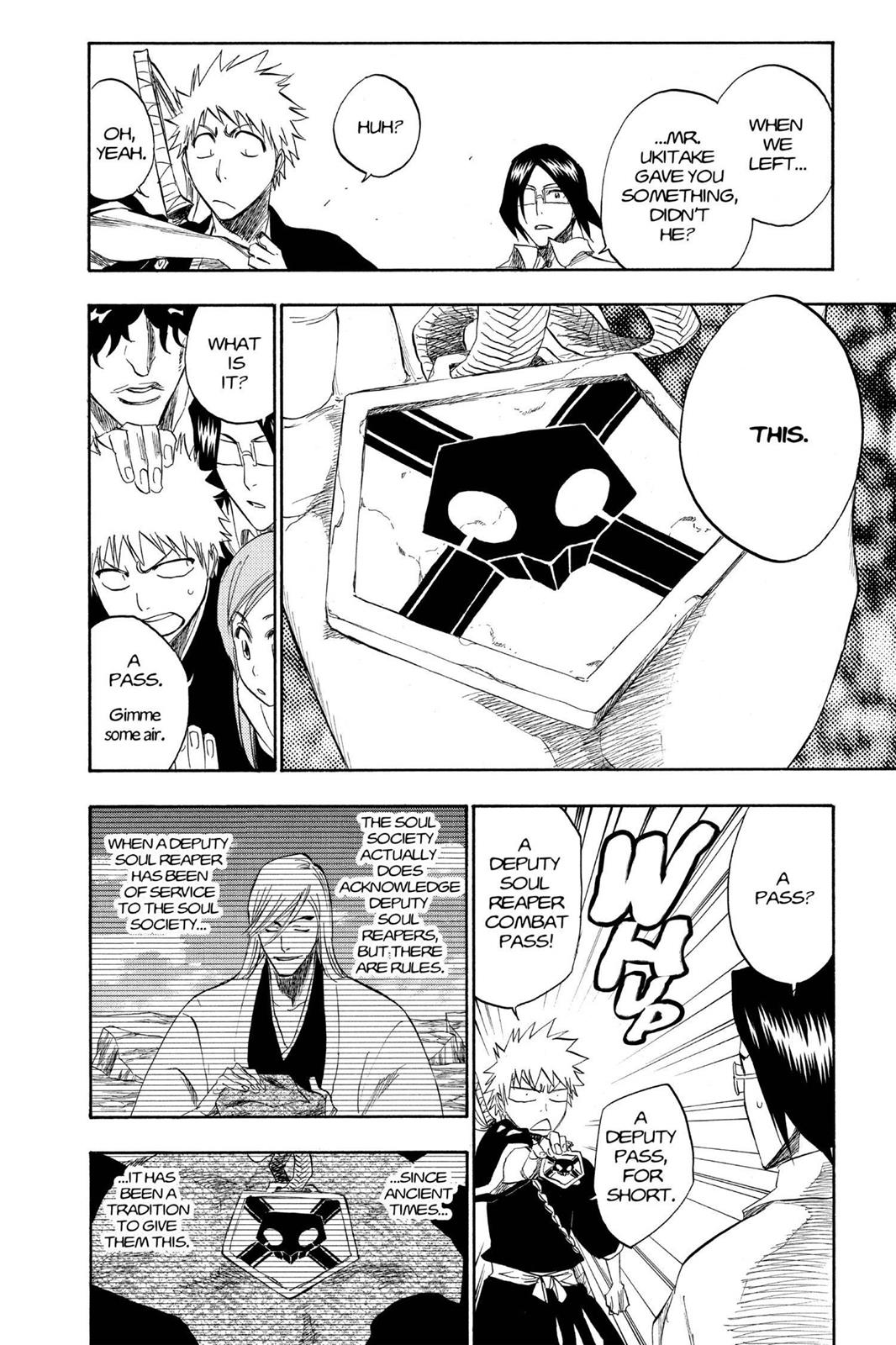 Bleach, Chapter 182 image 013