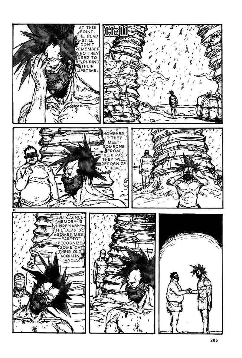 Dorohedoro, Chapter 117 image 036