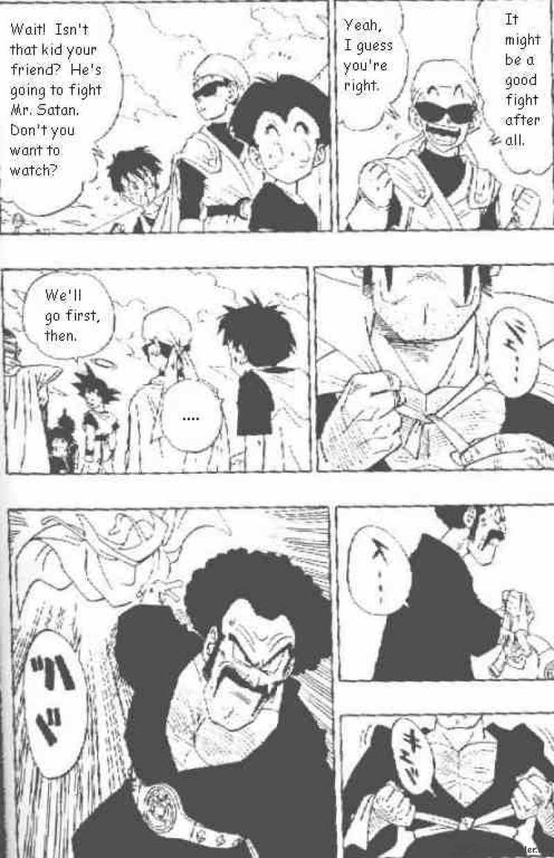 Dragon Ball, Chapter 437 image 005