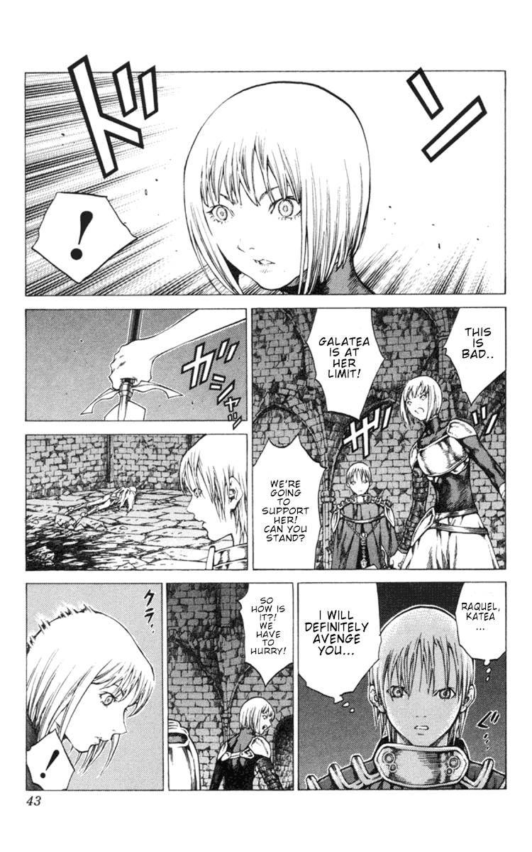 Claymore, Chapter 47 image 005