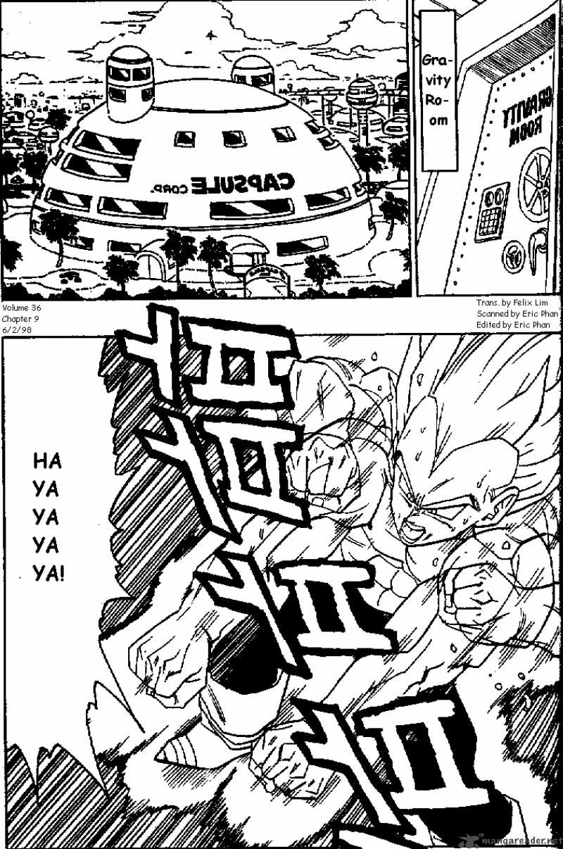 Dragon Ball, Chapter 430 image 001