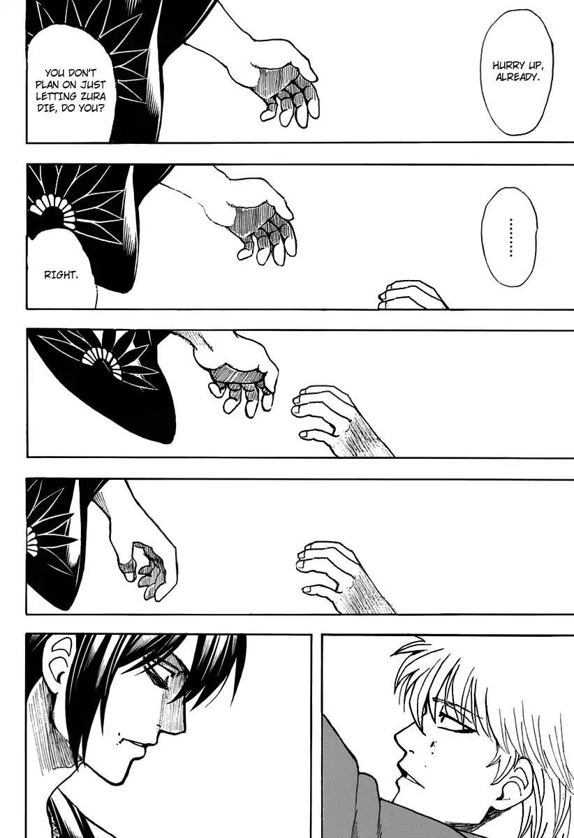 Gintama Chapter, 699 image 052