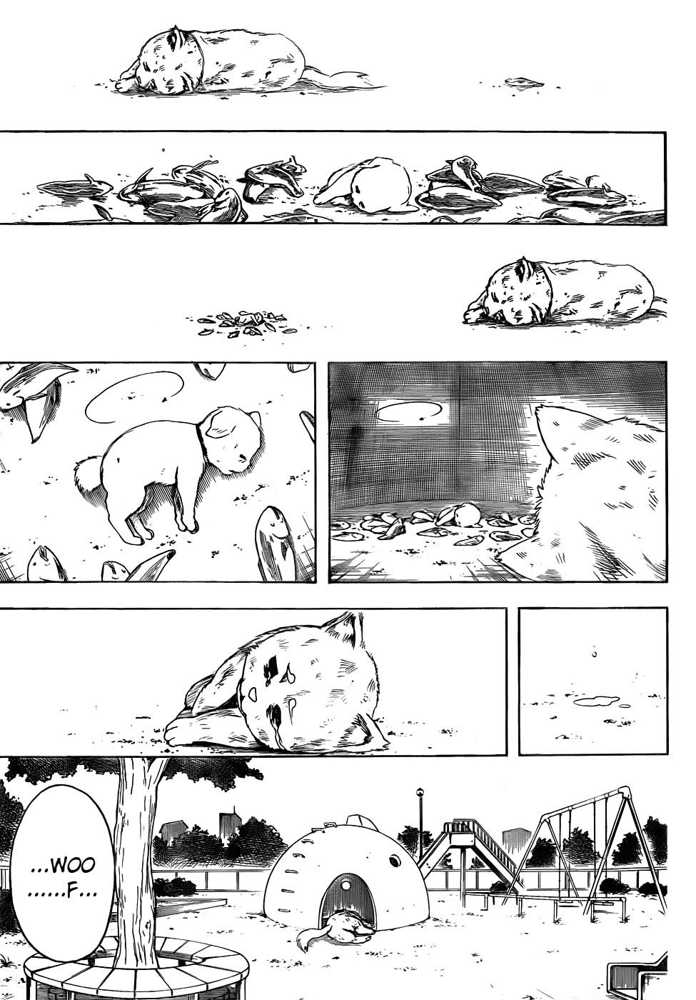 Gintama Chapter, 402 image 013