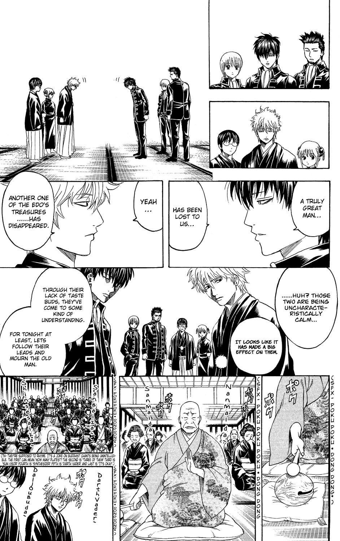 Gintama Chapter, 316 image 003