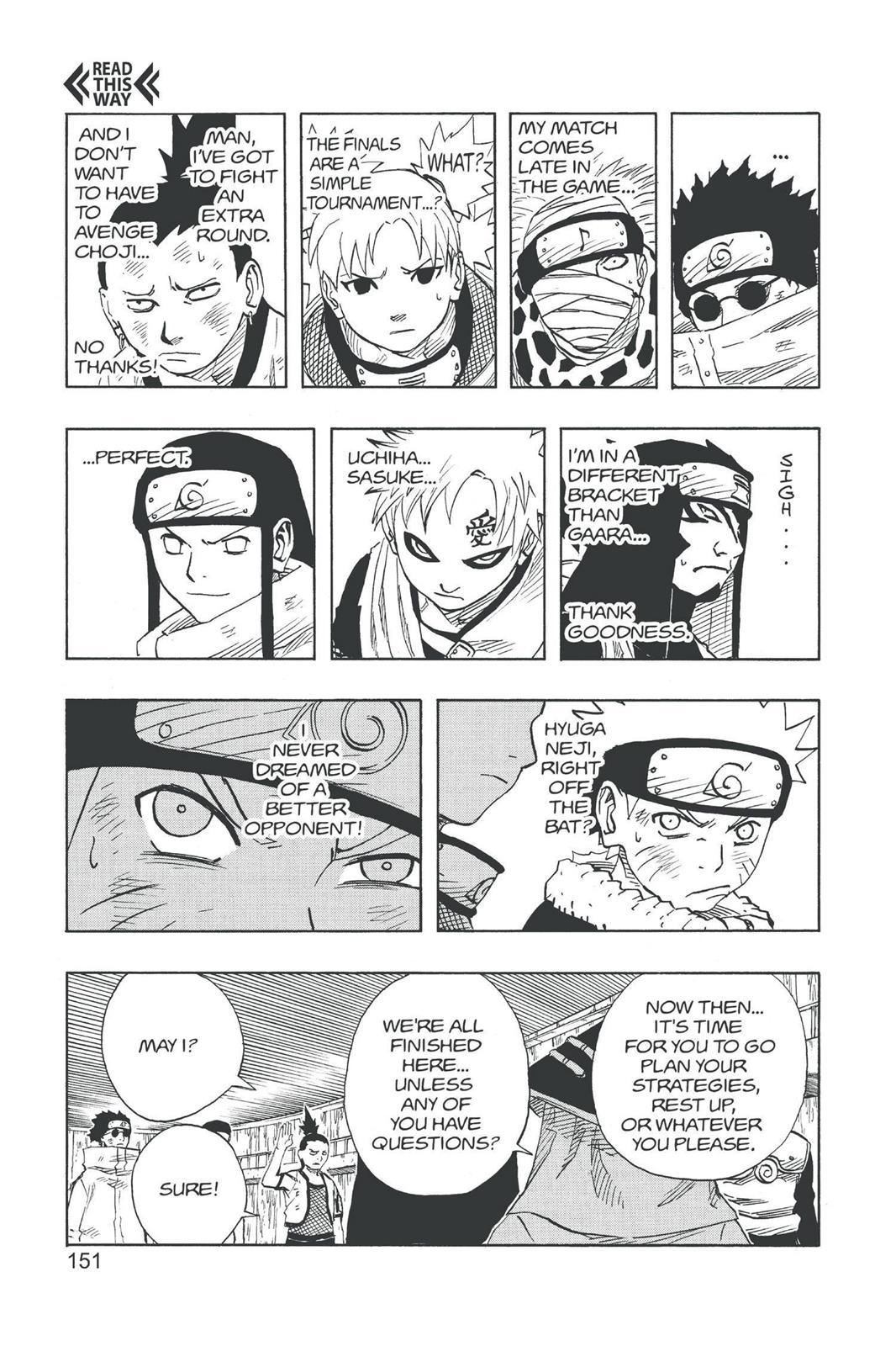 Naruto, Chapter 89 image 013