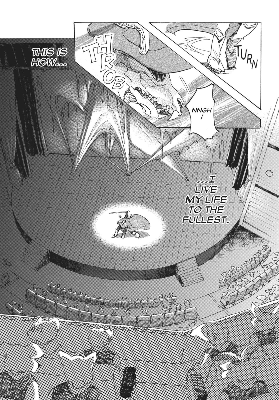Beastars Manga, Chapter 12 image 013