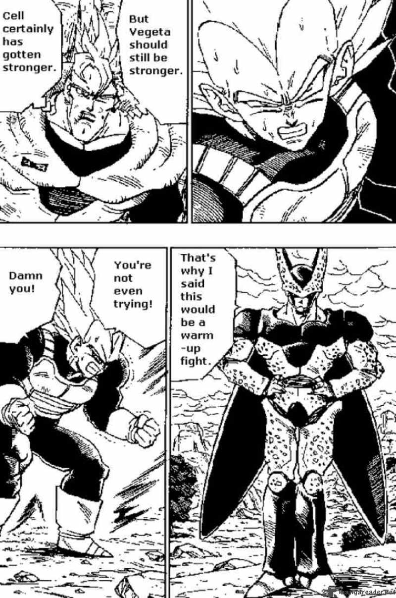 Dragon Ball, Chapter 383 image 011