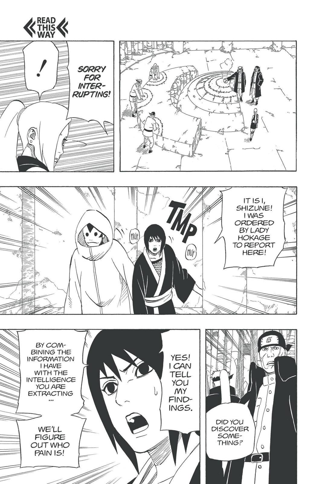 Naruto, Chapter 424 image 011