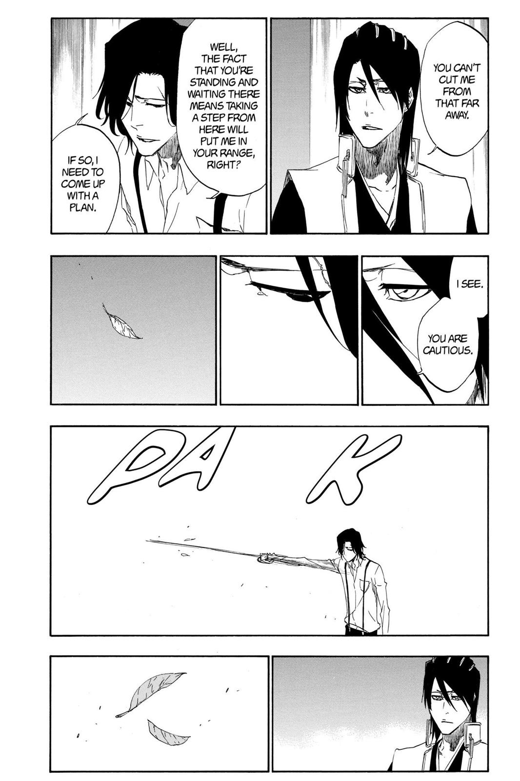 Bleach, Chapter 468 image 002