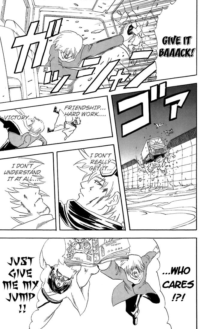 Gintama Chapter, 53 image 018