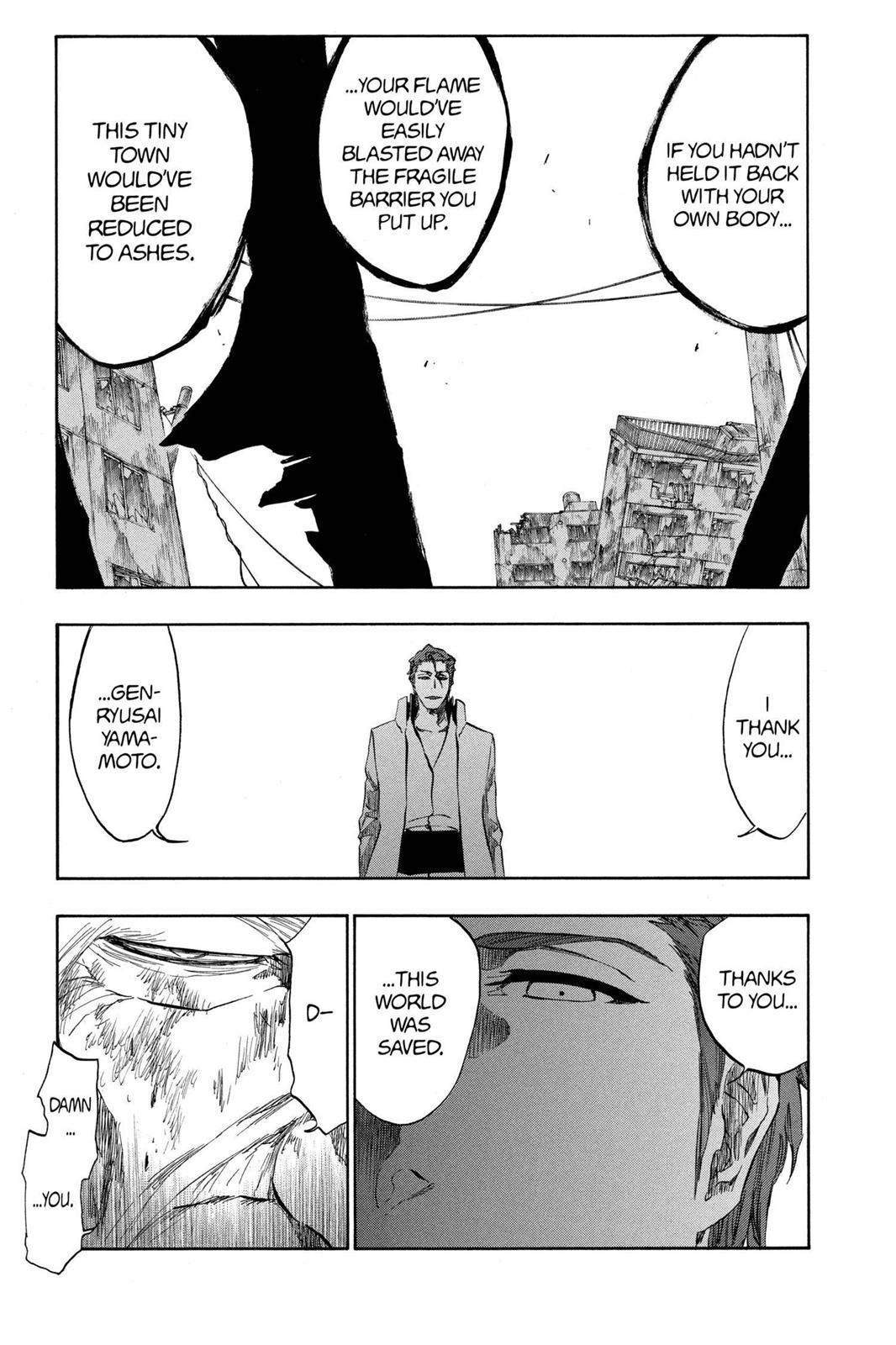 Bleach, Chapter 395 image 013