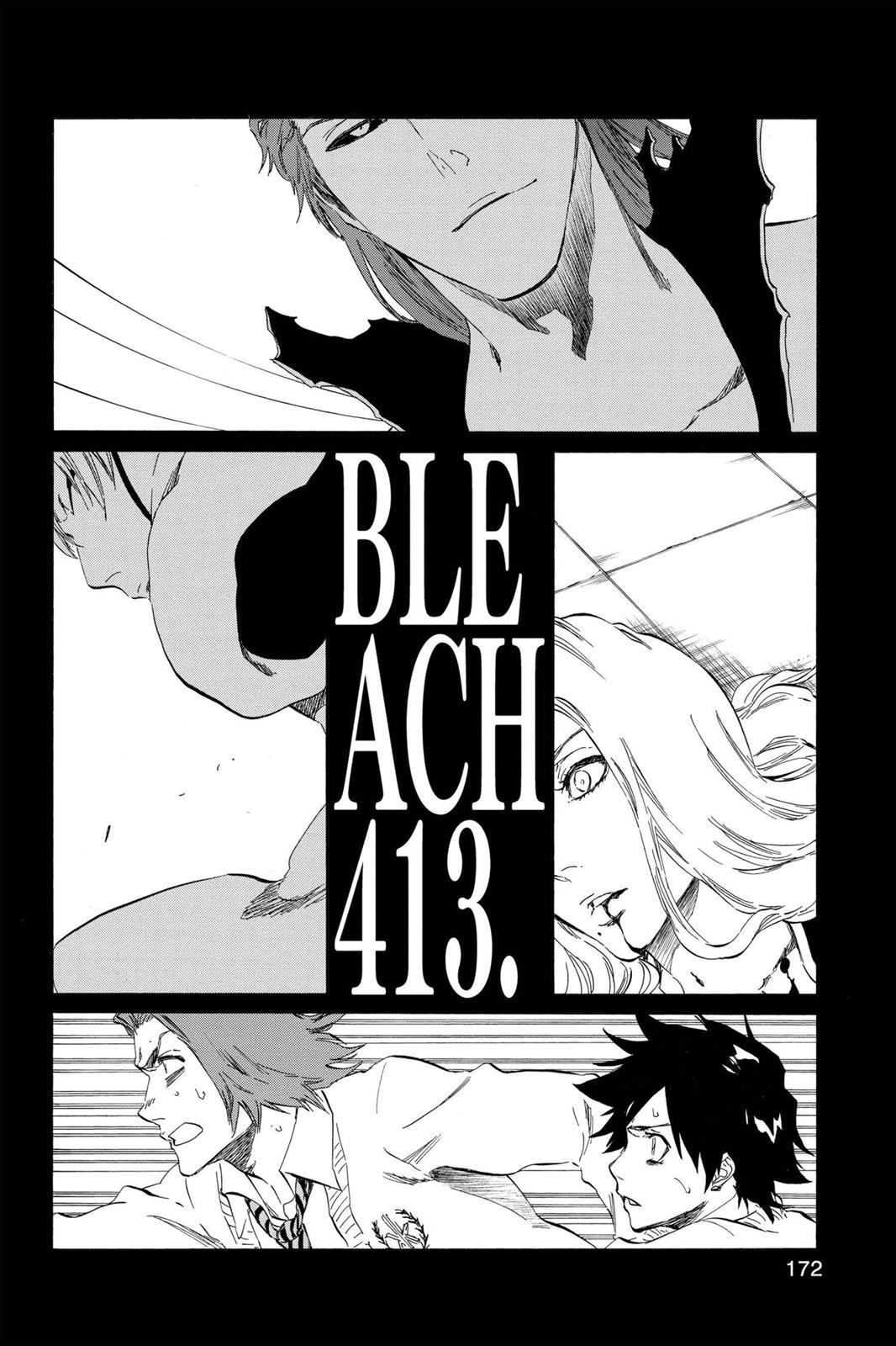 Bleach, Chapter 413 image 002
