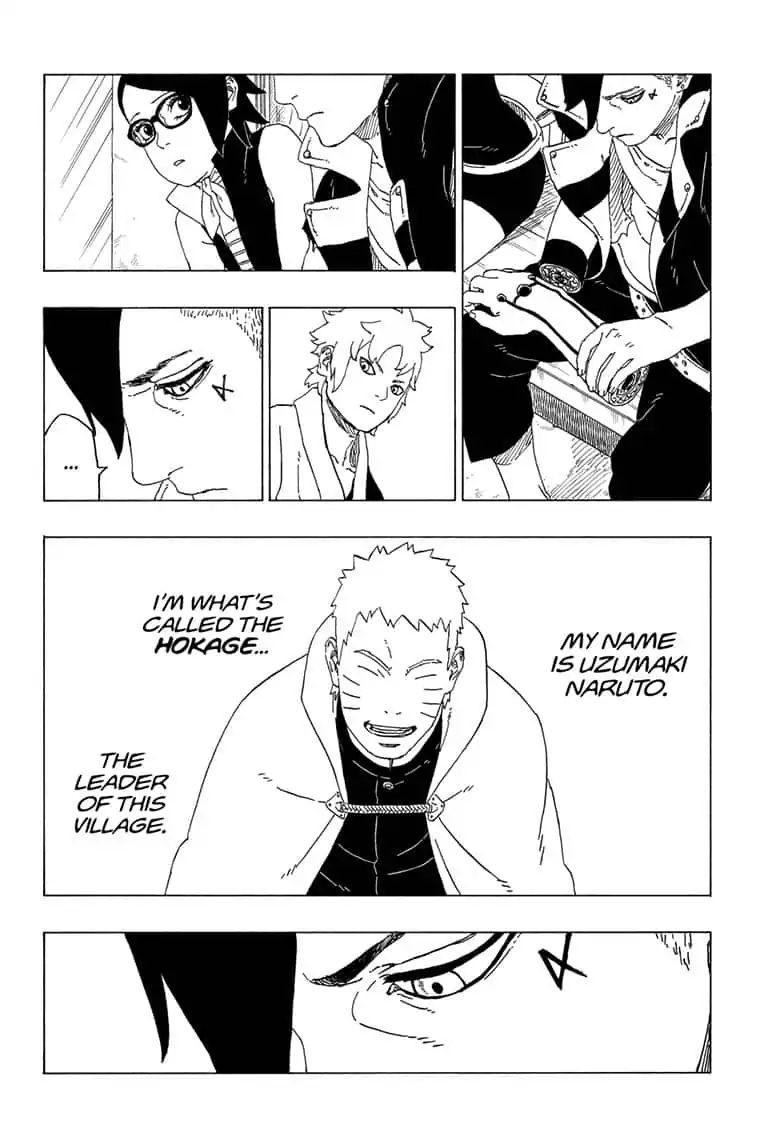 Boruto Manga, Chapter 39 image 022