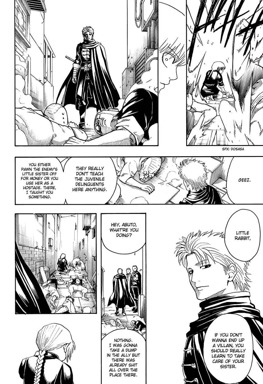 Gintama Chapter, 580 image 016