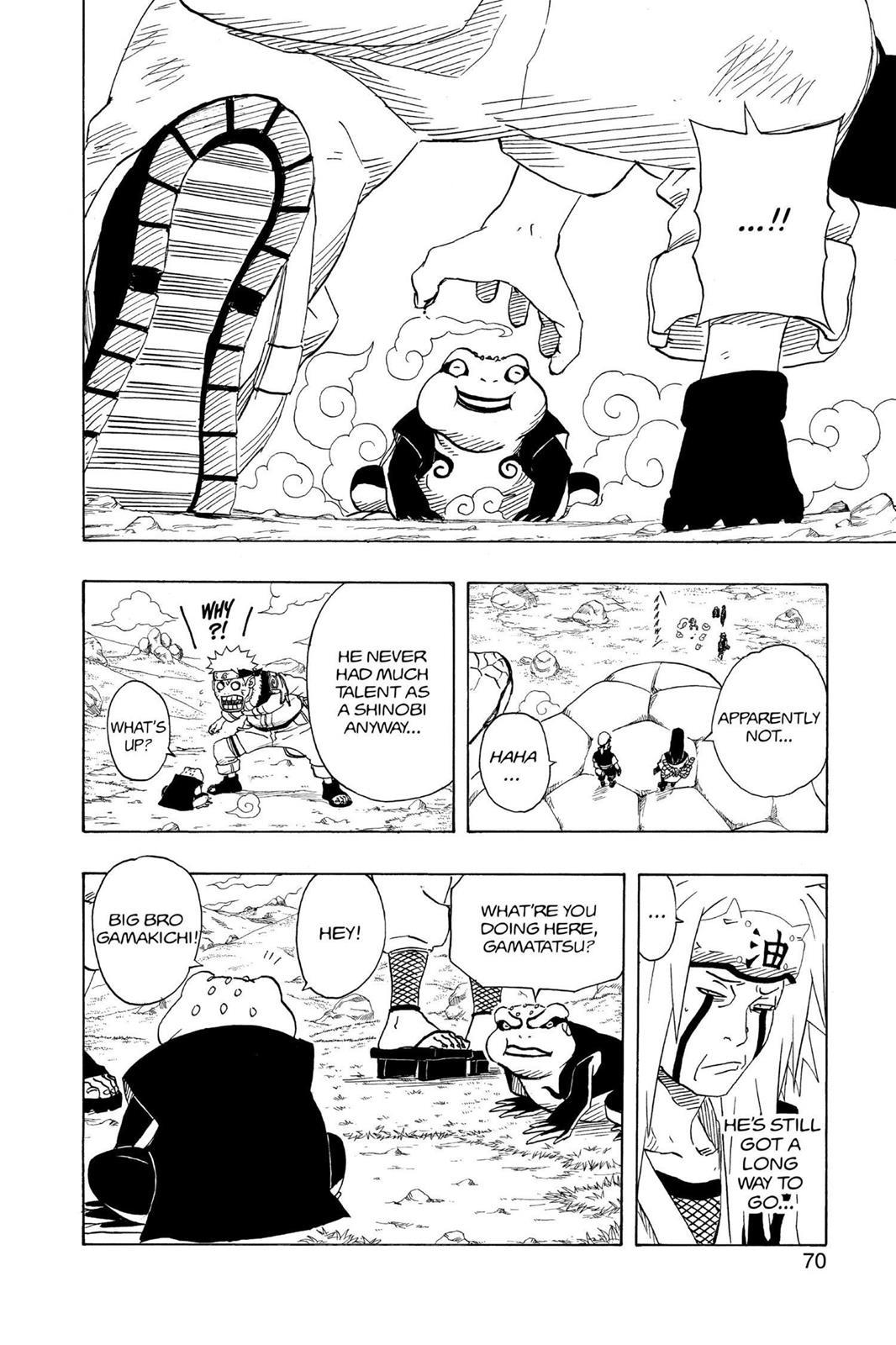 Naruto, Chapter 166 image 004