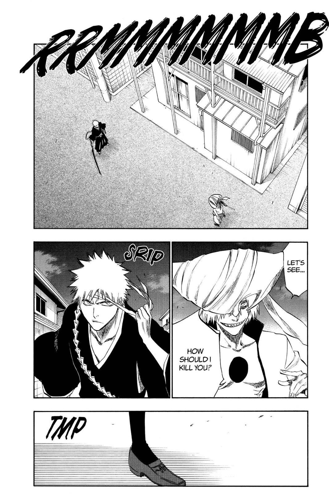 Bleach, Chapter 201 image 006