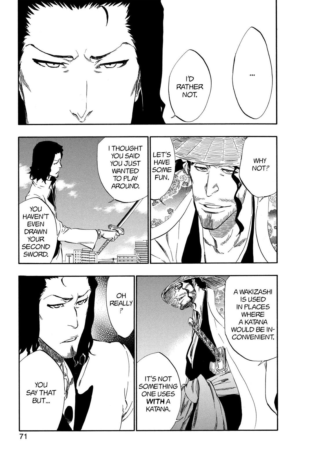 Bleach, Chapter 335 image 004
