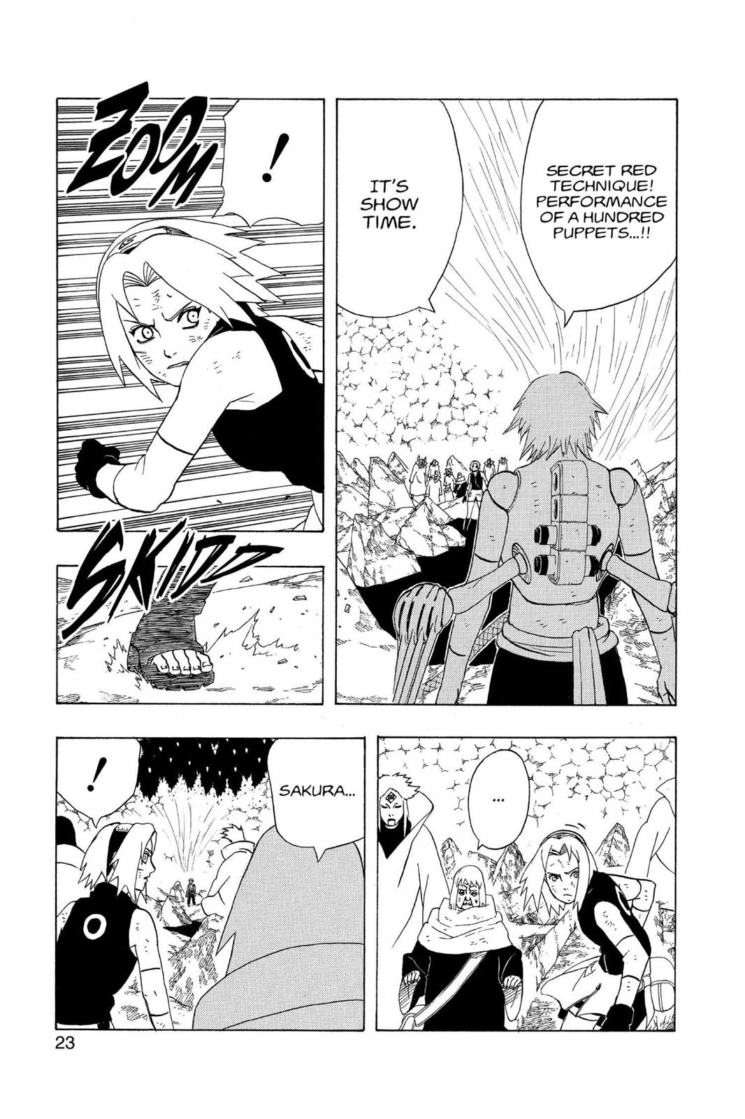 Naruto, Chapter 272 image 022