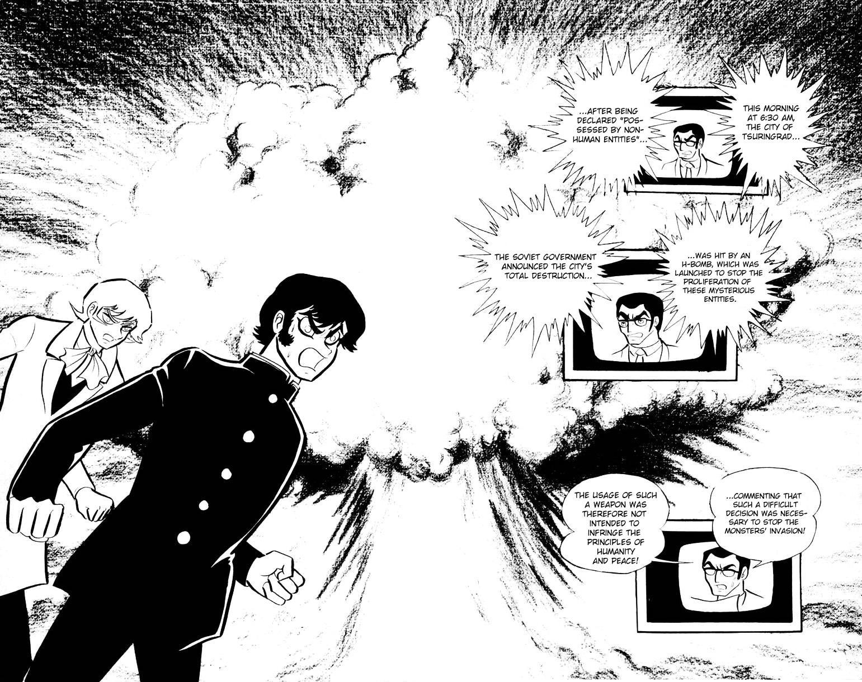 Devilman, Chapter 3 image 188