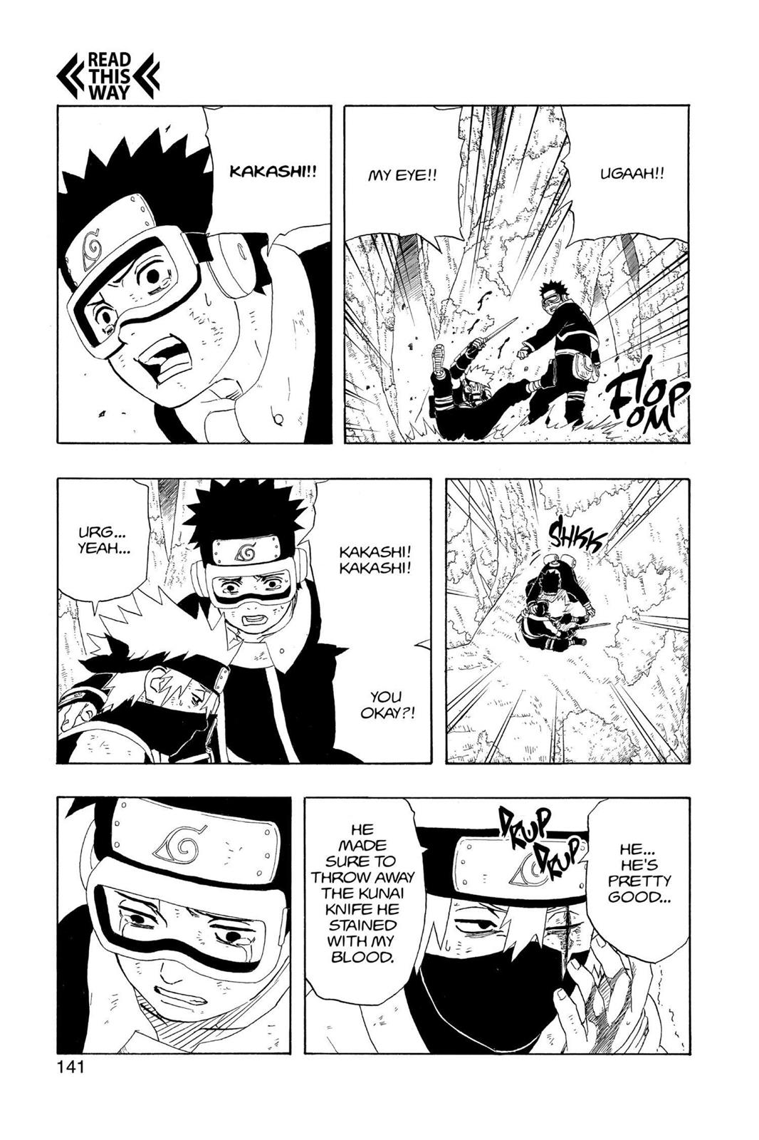 Naruto, Chapter 242 image 014