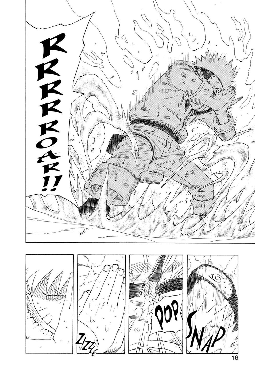 Naruto, Chapter 136 image 017