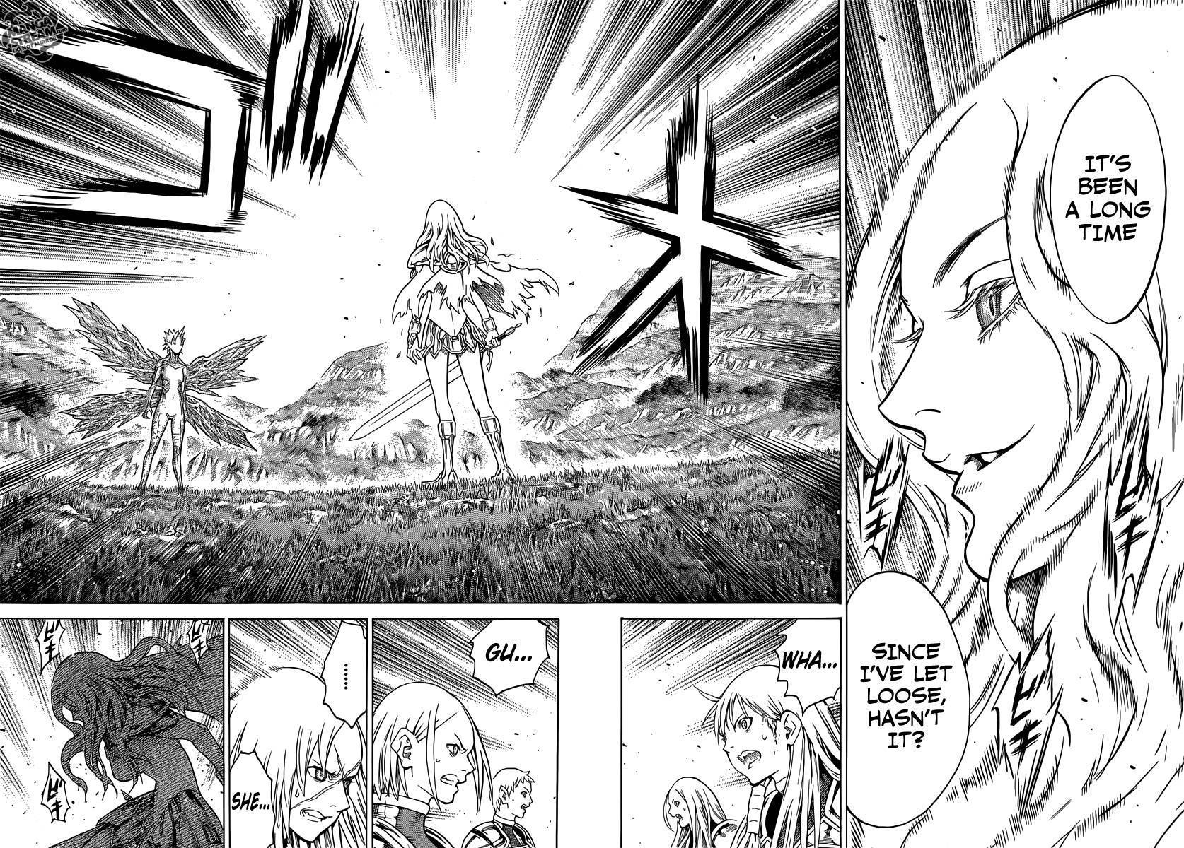 Claymore, Chapter 152 image 016