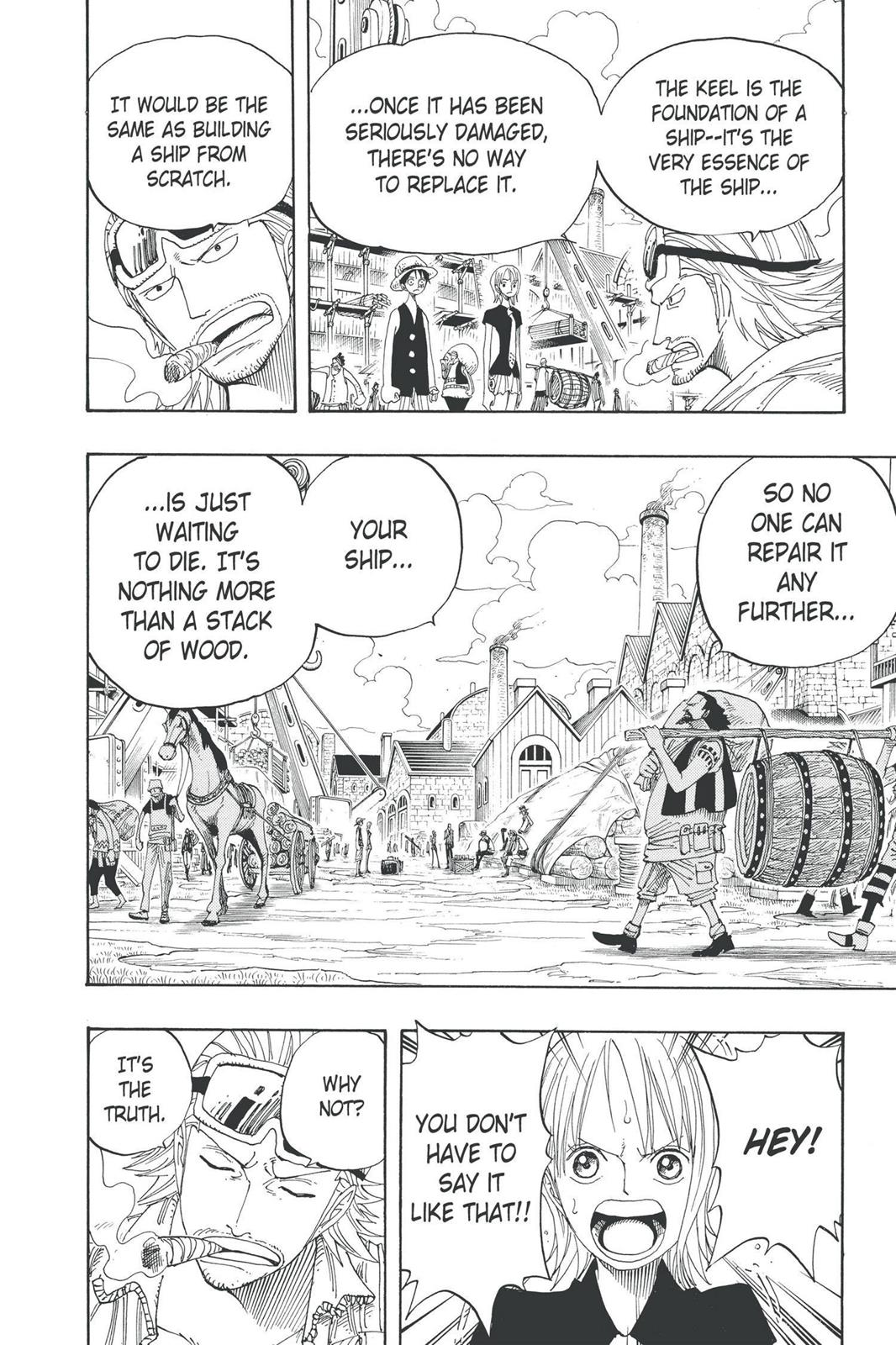 One Piece, Chapter 328 image 013