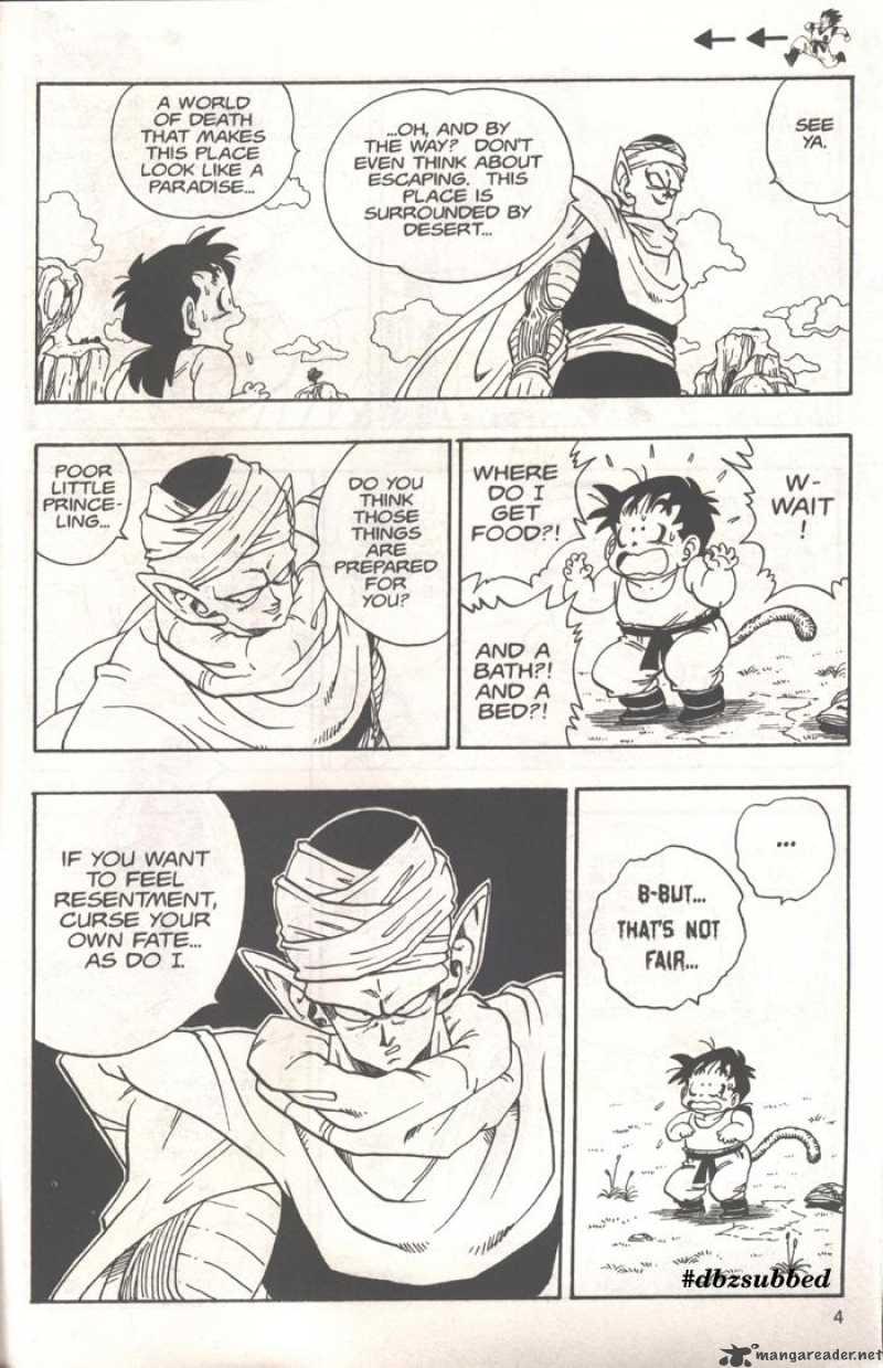 Dragon Ball, Chapter 207 image 004
