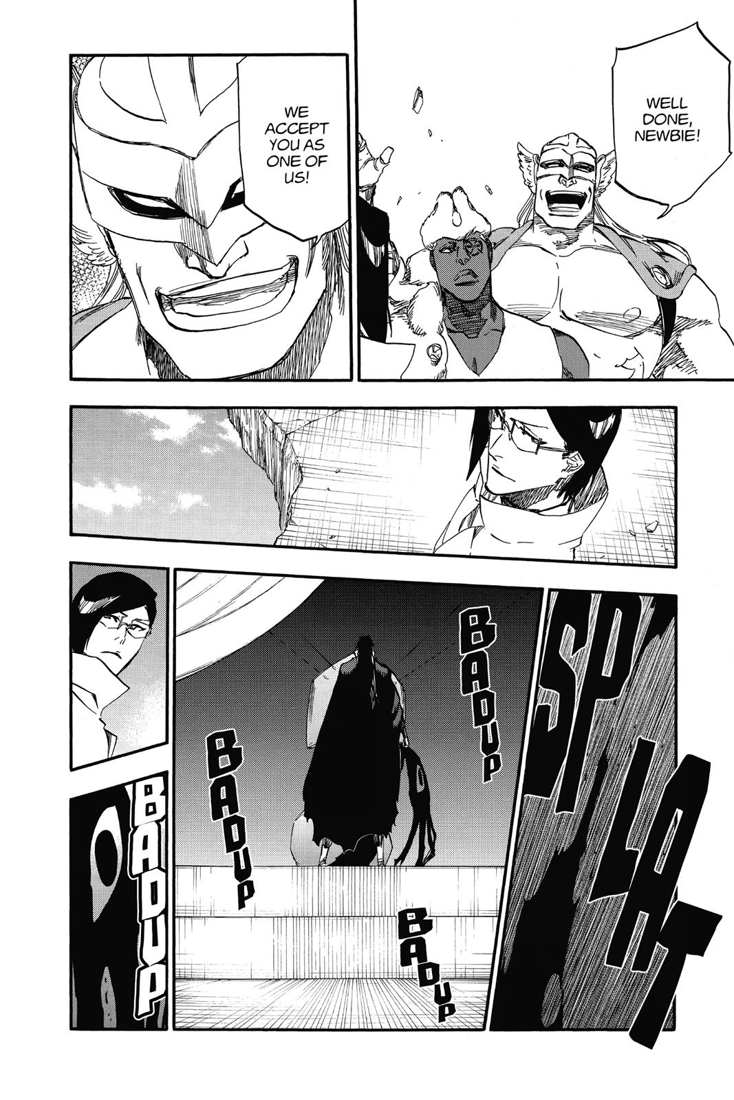 Bleach, Chapter 620 image 012