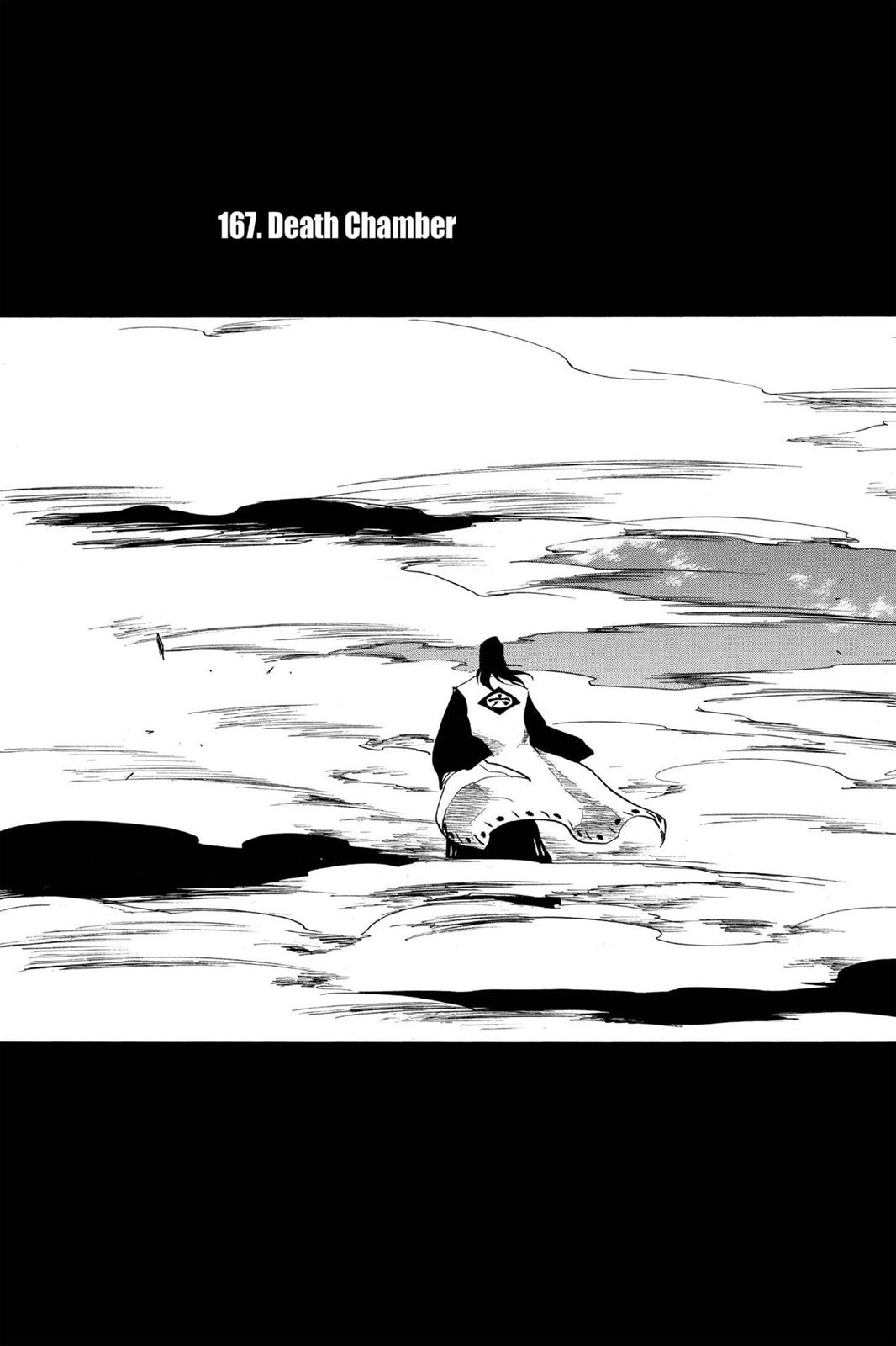 Bleach, Chapter 167 image 003