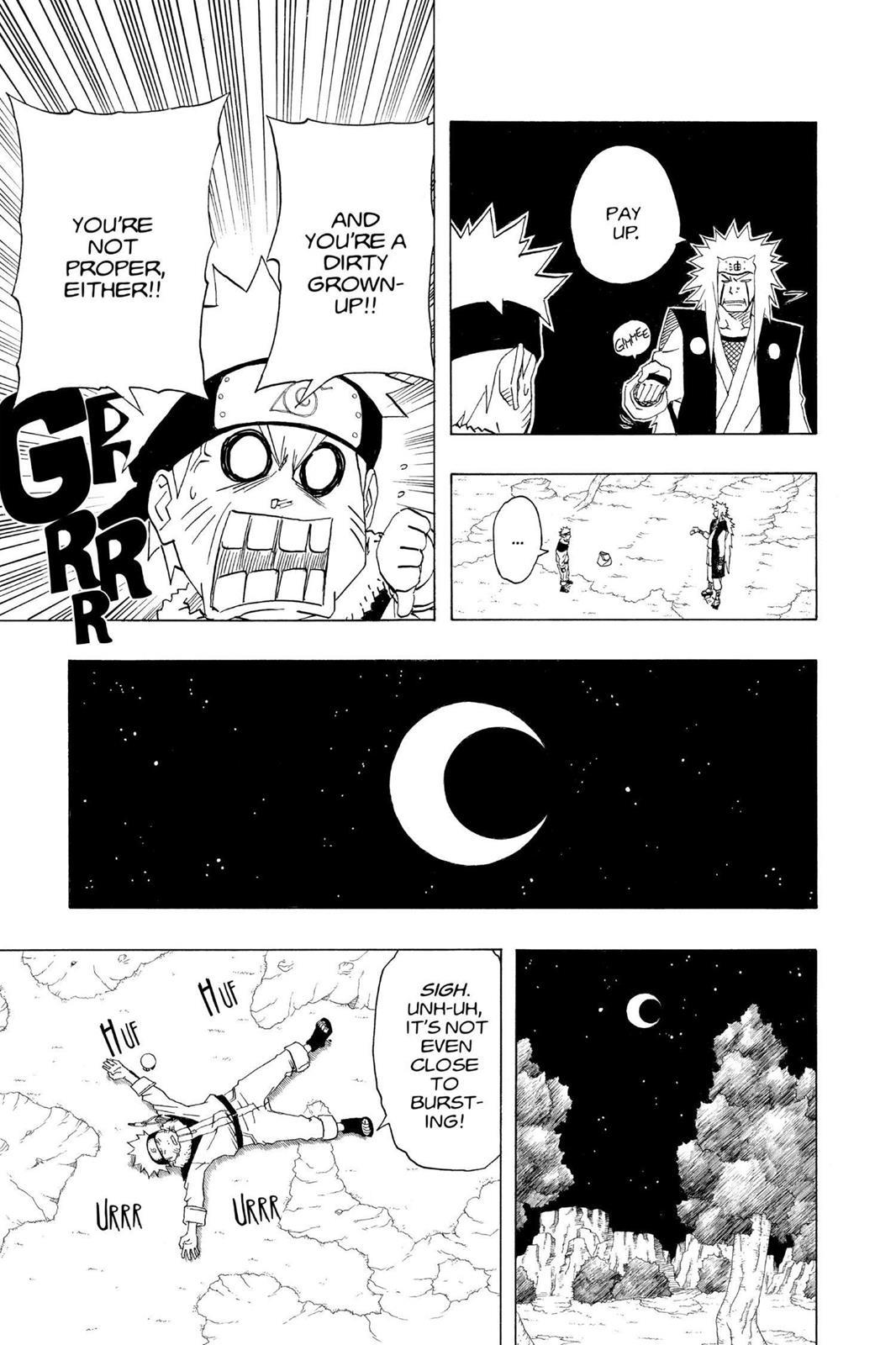 Naruto, Chapter 152 image 011