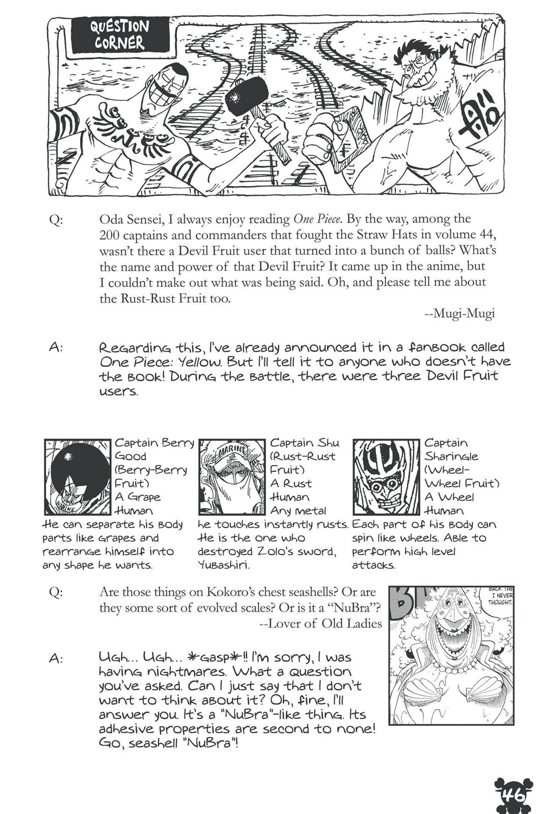 One Piece, Chapter 451 image 020