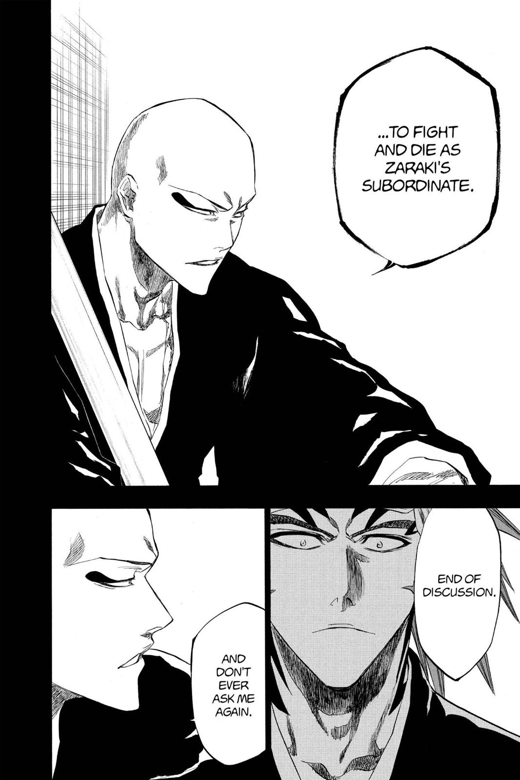 Bleach, Chapter 206 image 020