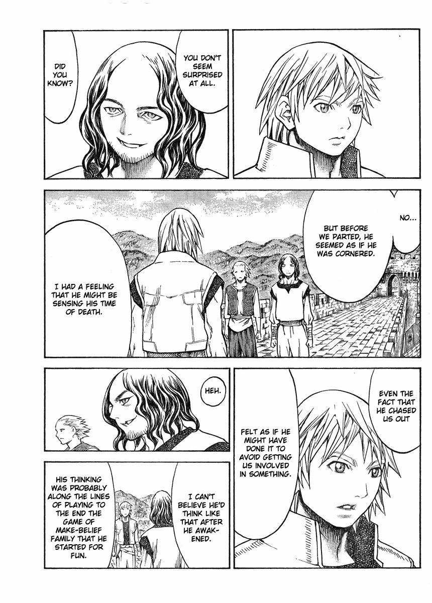 Claymore, Chapter 132 image 007