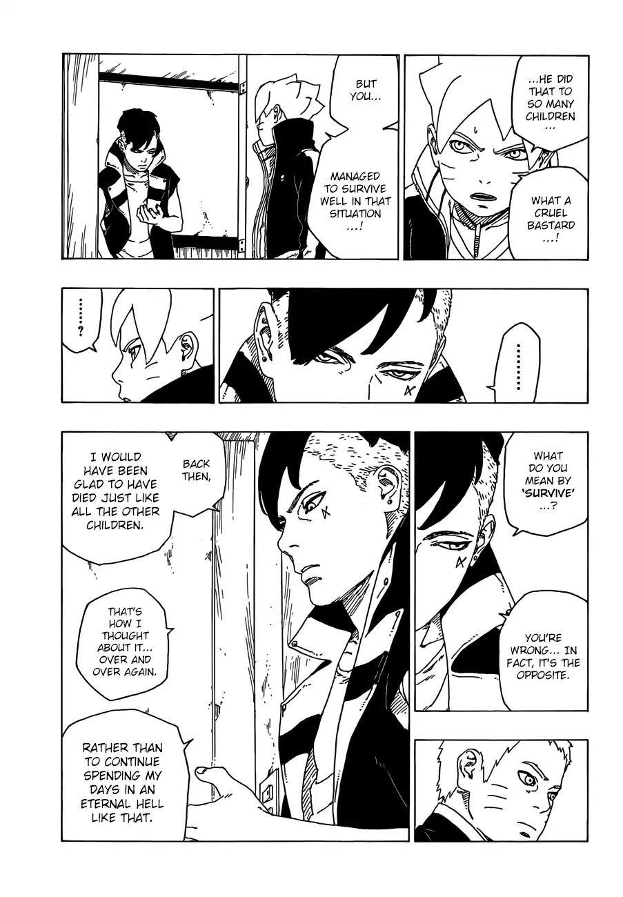 Boruto Manga, Chapter 27 image 032