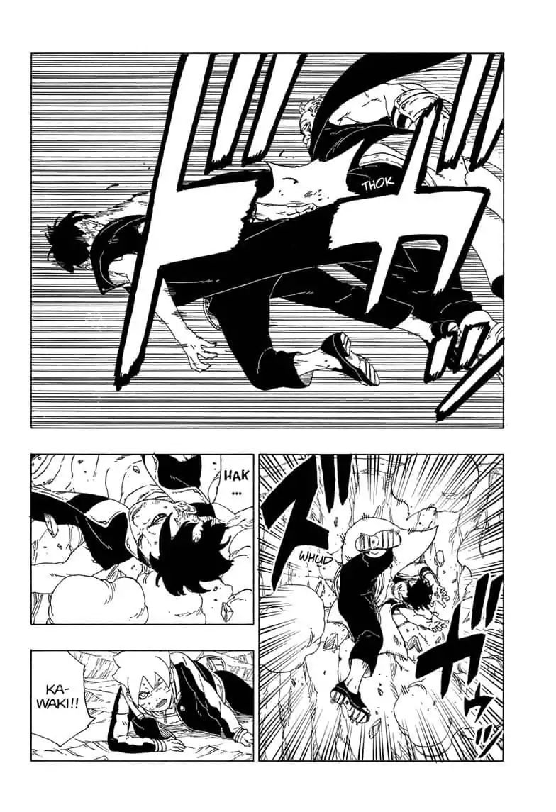 Boruto Manga, Chapter 40 image 028