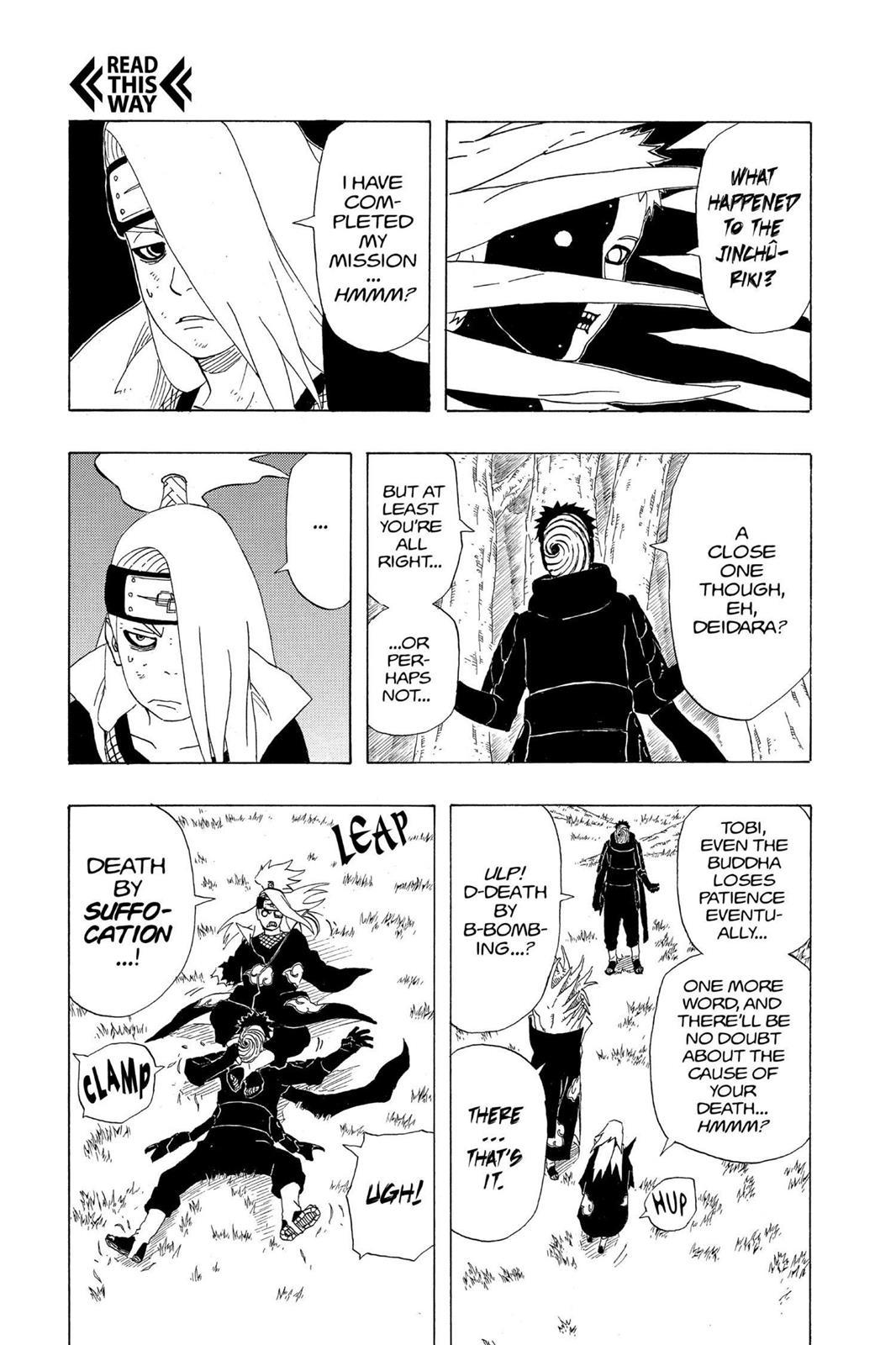 Naruto, Chapter 281 image 023